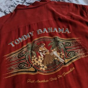 MEN XL• Tommy Bahama Paradise Button Down Shirt